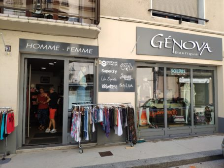 GENOVA BOUTIQUE